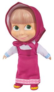 Masha and The Bear 23cm Masha Doll
