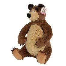 Masha and The Bear 50cm Soft Toy