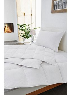 Down light duvet