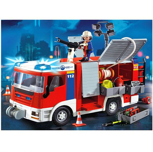 4821 fire engine