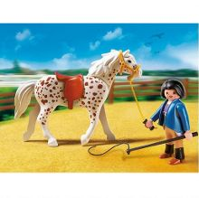 Playmobil 5107 Horse & Trailer