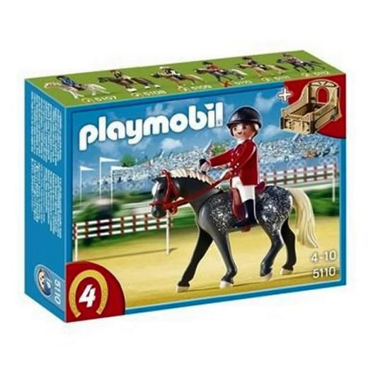 5110 Playmobil Show Horse with Stall