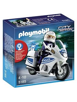 Police Motorcycle 5185