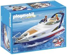 Playmobil Summer Fun Luxury Yacht 5205