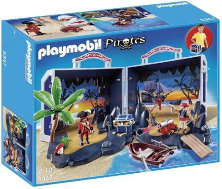 Playmobil Pirates Pirate Treasure Chest 5347