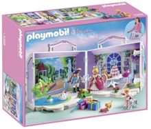 Playmobil Princess Take Along Princess Birthday