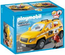 Playmobil Site supervisor`s vehicle