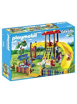 City Life Children`s Playground 5568