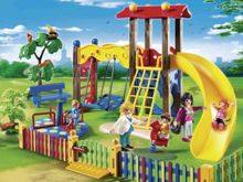 Playmobil City Life Children`s Playground 5568