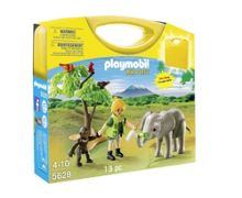 Playmobil Wild Life Wildlife Carry Case 5628
