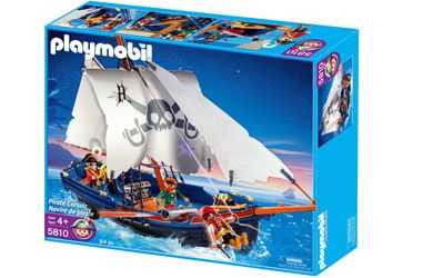 Playmobil 5810 Pirate Corsair