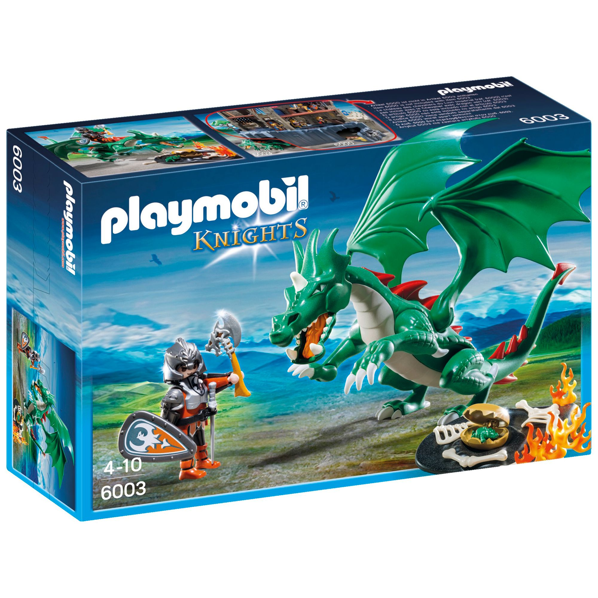 Playmobil Great Dragon 6003
