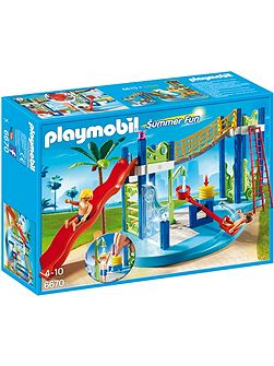 Summer Fun Water Park Play Area 6670