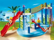 Playmobil Summer Fun Water Park Play Area 6670