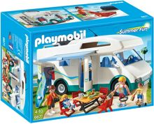 Playmobil Summer Fun Summer Camper 6671