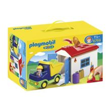 Playmobil 123 Truck & Garage 6759