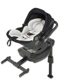 Kiddy evo-lunafix - stone (with isofix base)