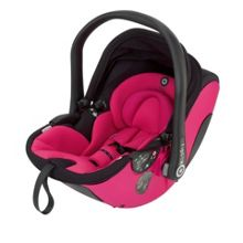 Kiddy evo-lunafix - pink (with isofix base)