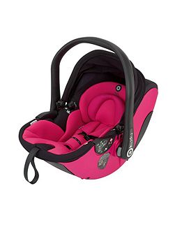 evo-lunafix - pink (with isofix base)