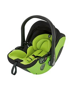 evo-lunafix - apple (with isofix base)