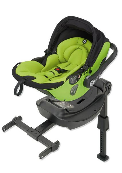 Kiddy evo-lunafix - apple (with isofix base)