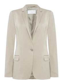 Kyrel Satin Finish Long Jacket