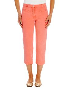 Cropped perfect body jeans 4 pockets