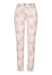 Floral print Perfect Body jean