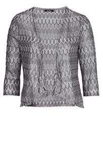 Vera Mont Short unlined knitted jacket