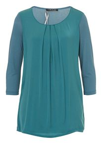 Betty Barclay Long top with front pleats