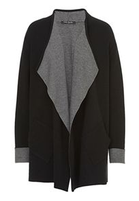Betty Barclay Knitted cardigan coat