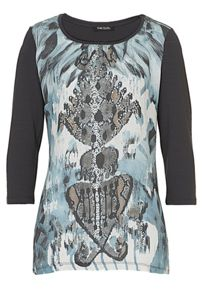 Betty Barclay Graphic print long top
