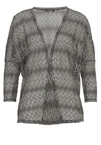 Vera Mont Fine crochet loose fit jacket