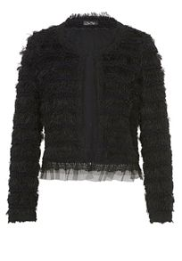 Vera Mont Textured evening jacket