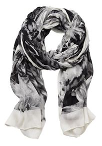 Betty Barclay Long scarf with floral print