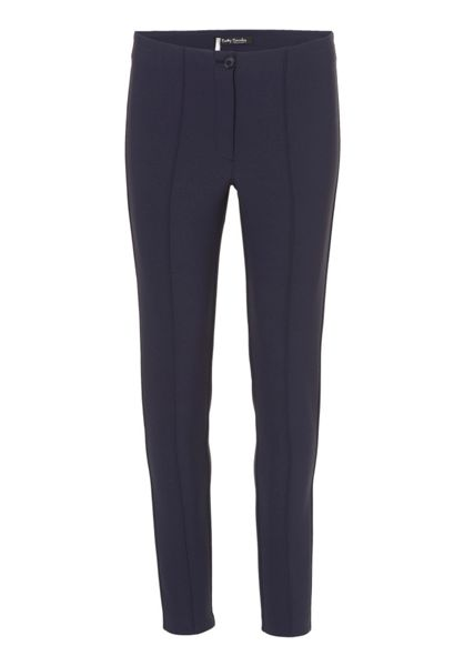 Betty Barclay Tailored stretch crepe trousers