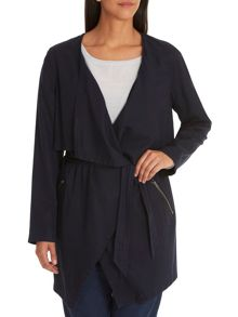 Betty & Co. Unlined waterfall coat