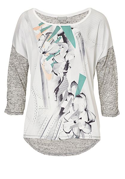 Betty & Co. Floral printed top