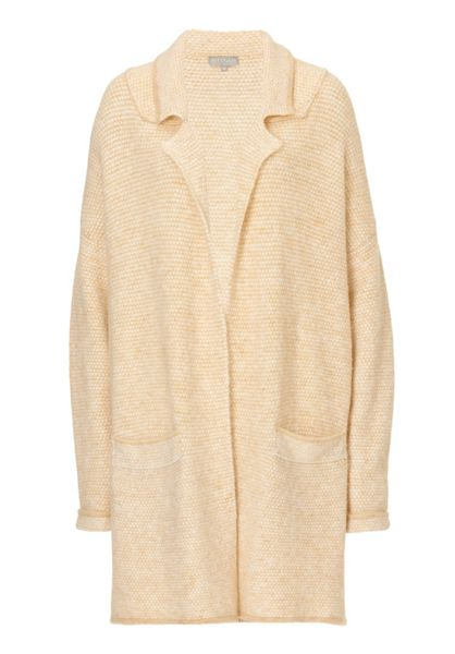 Betty & Co. Edge-to-edge cardigan
