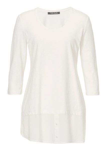 Betty Barclay Layered effect top