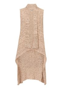 Betty & Co. Long Knitted Gilet