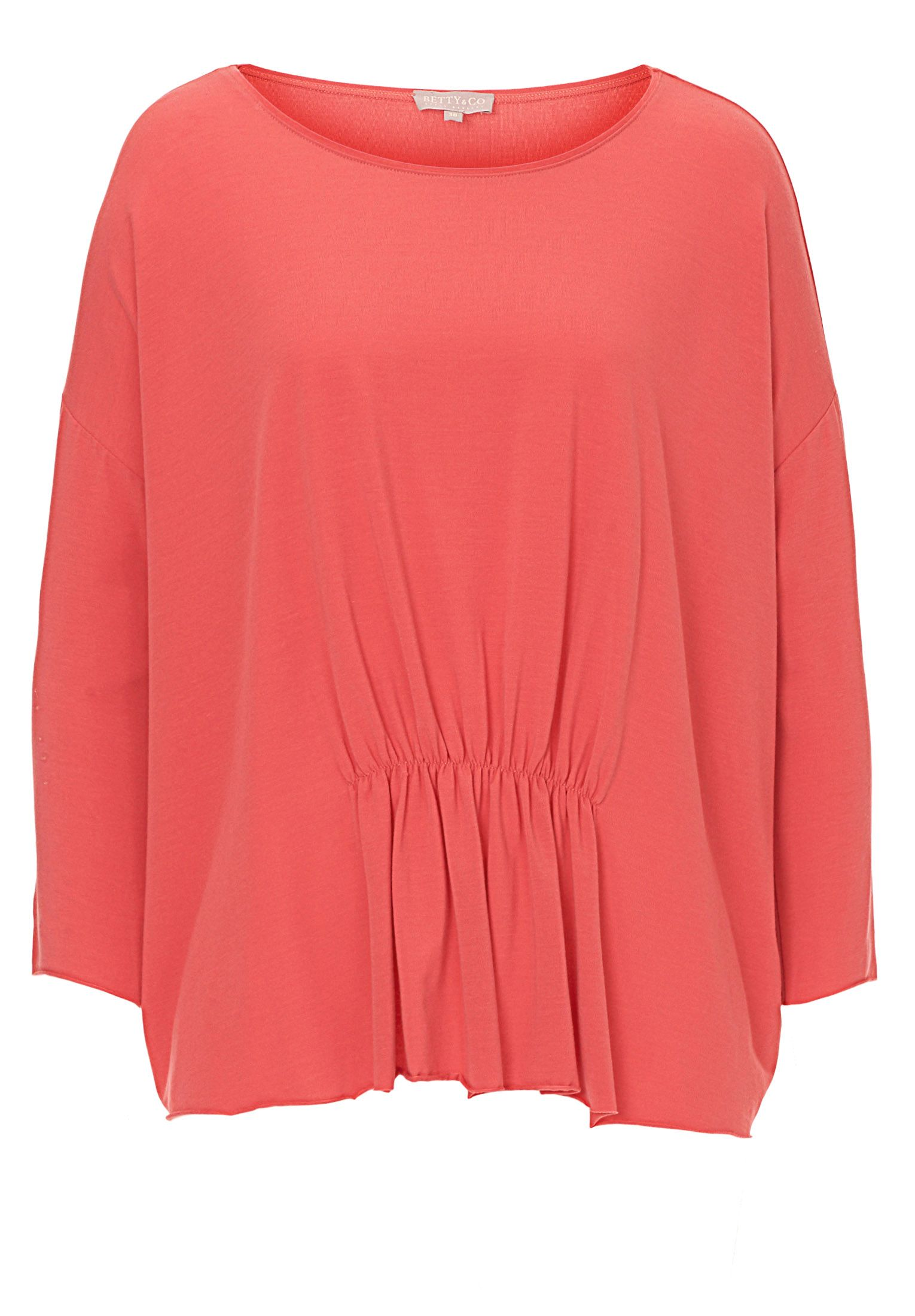 Betty & Co. Tunic Top, Red
