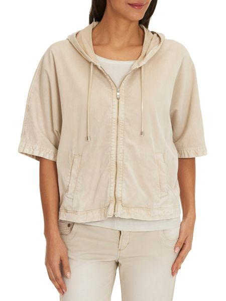 Betty & Co. Batwing Hooded Jacket