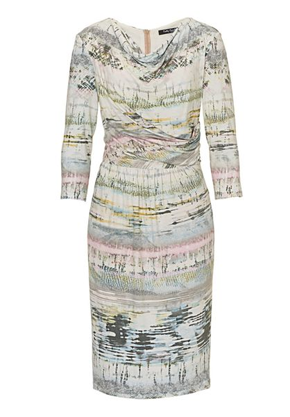 Betty Barclay Printed bodycon dress
