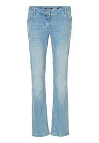 Jeans with slim bootcut