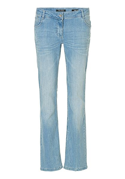 Betty Barclay Jeans with slim bootcut