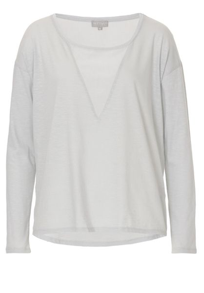 Betty & Co. Long sleeved cotton T-shirt