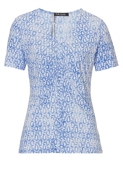 Betty Barclay Short sleeved printed top