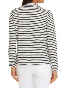 Betty Barclay Striped two-button blazer