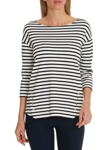 Betty Barclay Striped jersey top